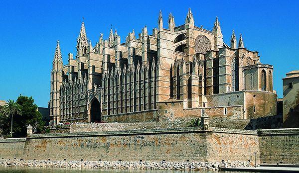 Kathedrale von Palma - Bildquelle: dpa