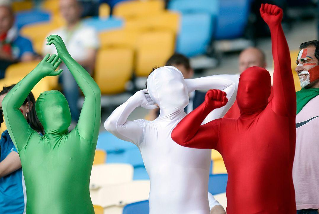 Ganzkörperkostüm - Bildquelle: AFP