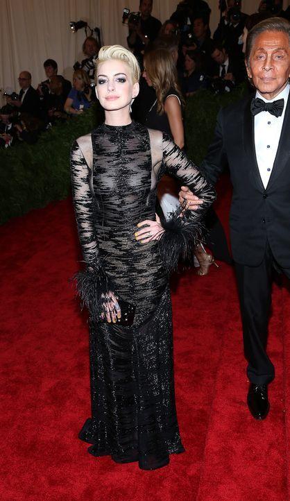Anne Hathaway - Bildquelle: Andres Otero/WENN.com