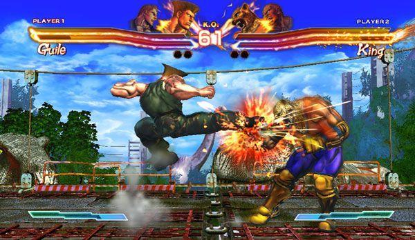 Tekken - Bildquelle: dpa