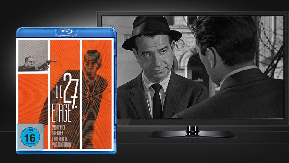 Die 27. Etage (Blu-ray Disc) - Bildquelle: Koch Film