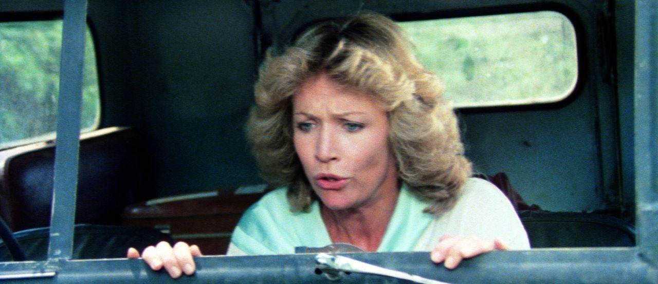 Kate (Sandra Prinsloo) hat sich ihre erste Reise durch Afrika ganz anders vorgestellt ... - Bildquelle: 20th Century Fox Film Corporation