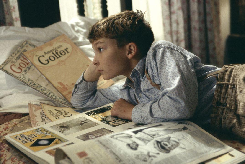 Trotz seines jungen Alters, ist Hardy (J. Michael Moncrief) bereits ein großer Golfer ... - Bildquelle: 20th Century Fox Film Corporation