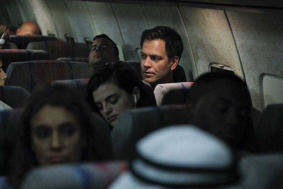 Versucht alles, um Ziva zu finden: Tony (Michael Weatherly) ... - Bildquelle: CBS Television