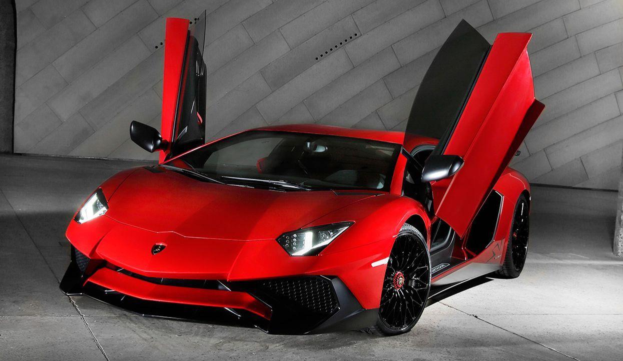 Lamborghini Aventador Superveloce (2)