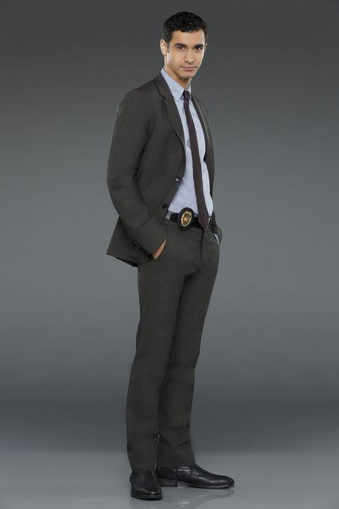 (3. Staffel) - Detective Adam Lucas (Elyes Gabel) ist noch sehr unerfahren, was er jedoch selbst nicht einsehen möchte ... - Bildquelle: ABC Studios