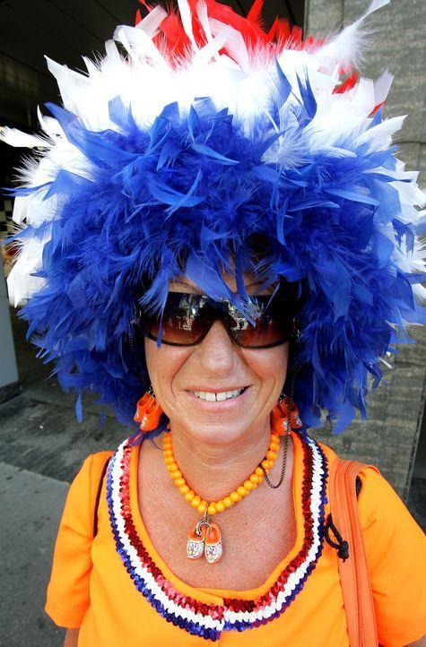 Die Fans der Oranjes - 3 - Bildquelle: dpa
