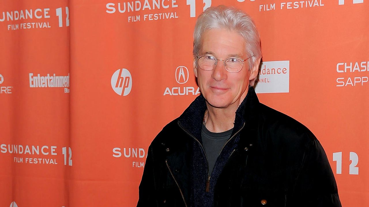 Richard Gere  - Bildquelle: getty-AFP