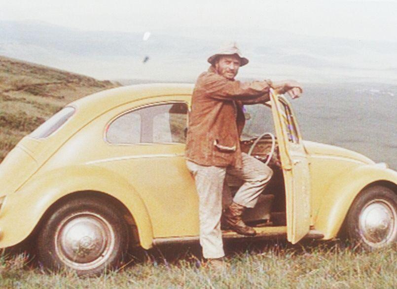 Ben (Richard Lynn) und sein unverwüstlicher VW-Käfer 'Dudu' haben sich viel vorgenommen: Sie starten bei einer abenteuerlichen Rallye quer durch Afr... - Bildquelle: Beta Film GmbH