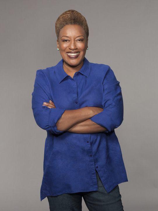 (1. Staffel) - Als Gerichtsmedizinerin steht Dr. Loretta Wade (CCH Pounder) dem Team immer mit Rat und Tat zur Seite ... - Bildquelle: 2014 CBS Broadcasting Inc. All Rights Reserved.