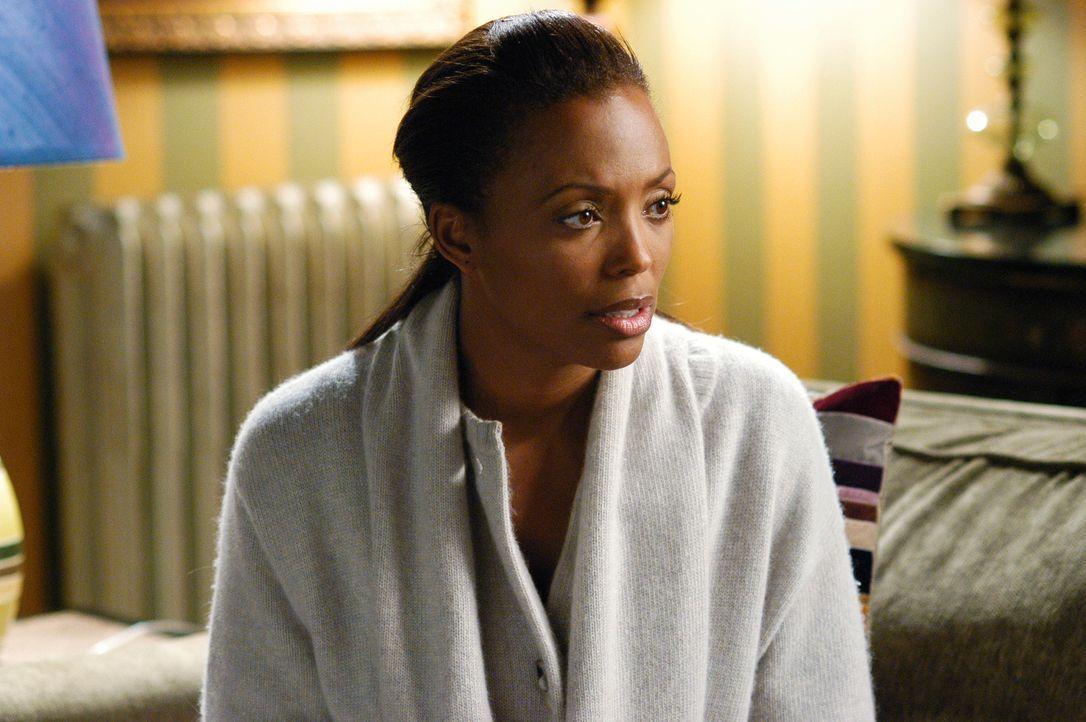 Als Andrea Moreno (Aisha Tyler) von einem Geist heimgesucht wird, versteht sie die Welt nicht mehr ... - Bildquelle: ABC Studios