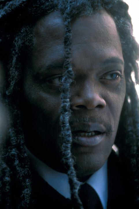 Der einst gefeierte Klaviervirtuose Romulis Ledbetter (Samuel L. Jackson) lebt als paranoider Obdachloser in einer Höhle im Central Park. Als er ei... - Bildquelle: Francise Productions