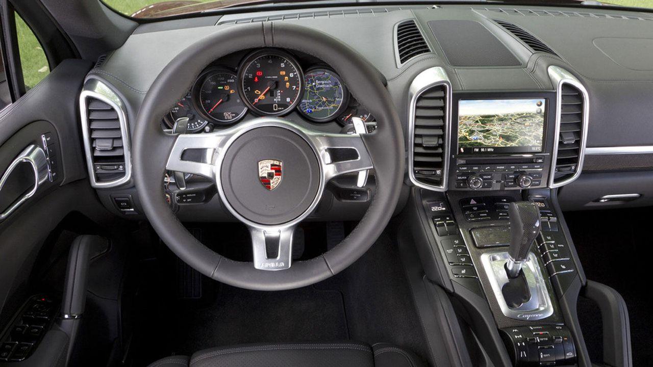 Tipp 2: - Bildquelle: Porsche