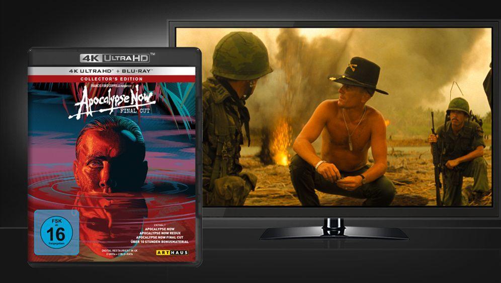 Apocalypse Now (4K UHD) - Bildquelle: Arthaus