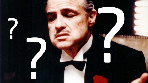 Zitate Quiz Mafiafilme Film Kult Kabel Eins So