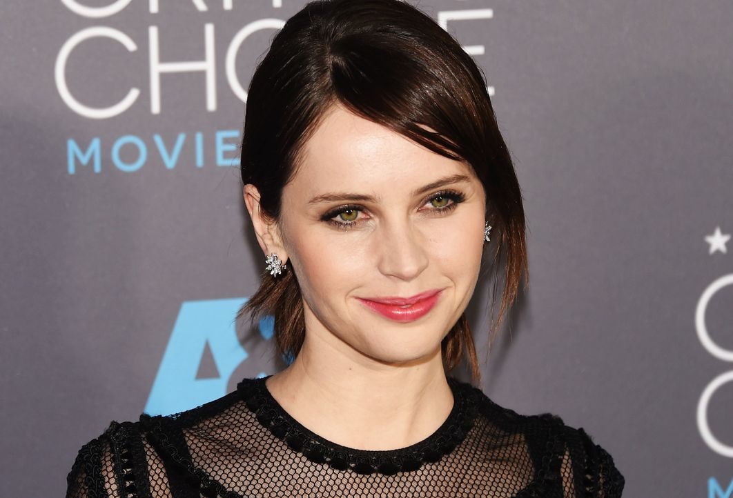 Felicity-Jones-150115-AFP - Bildquelle: AFP