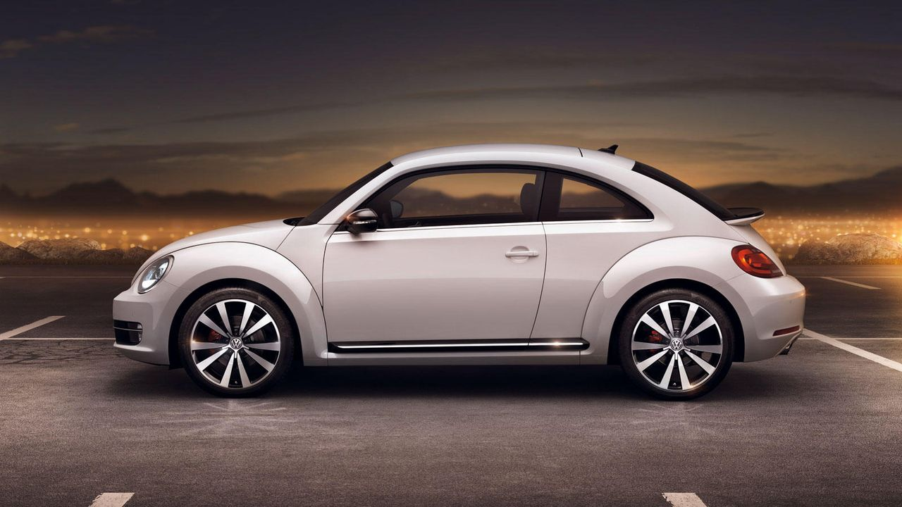 VW Beetle  - Bildquelle: VW
