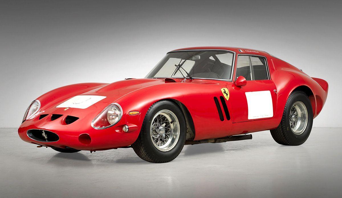 Ferrari 250 GTO Berlinetta - Bildquelle: usage Germany only, Verwendung nur in Deutschland