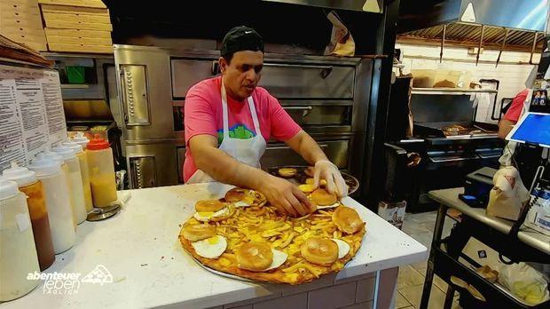 Abenteuer Leben - Abenteuer Leben - Dienstag: Diese Verrückten Pizzen Gibt Es Nur In New York