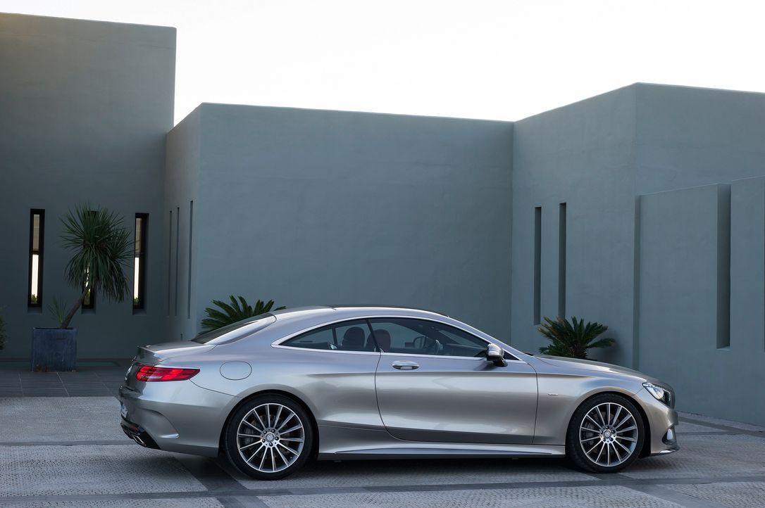 Mercedes-Benz S-Klasse Coupé - Bildquelle: Mercedes-Benz