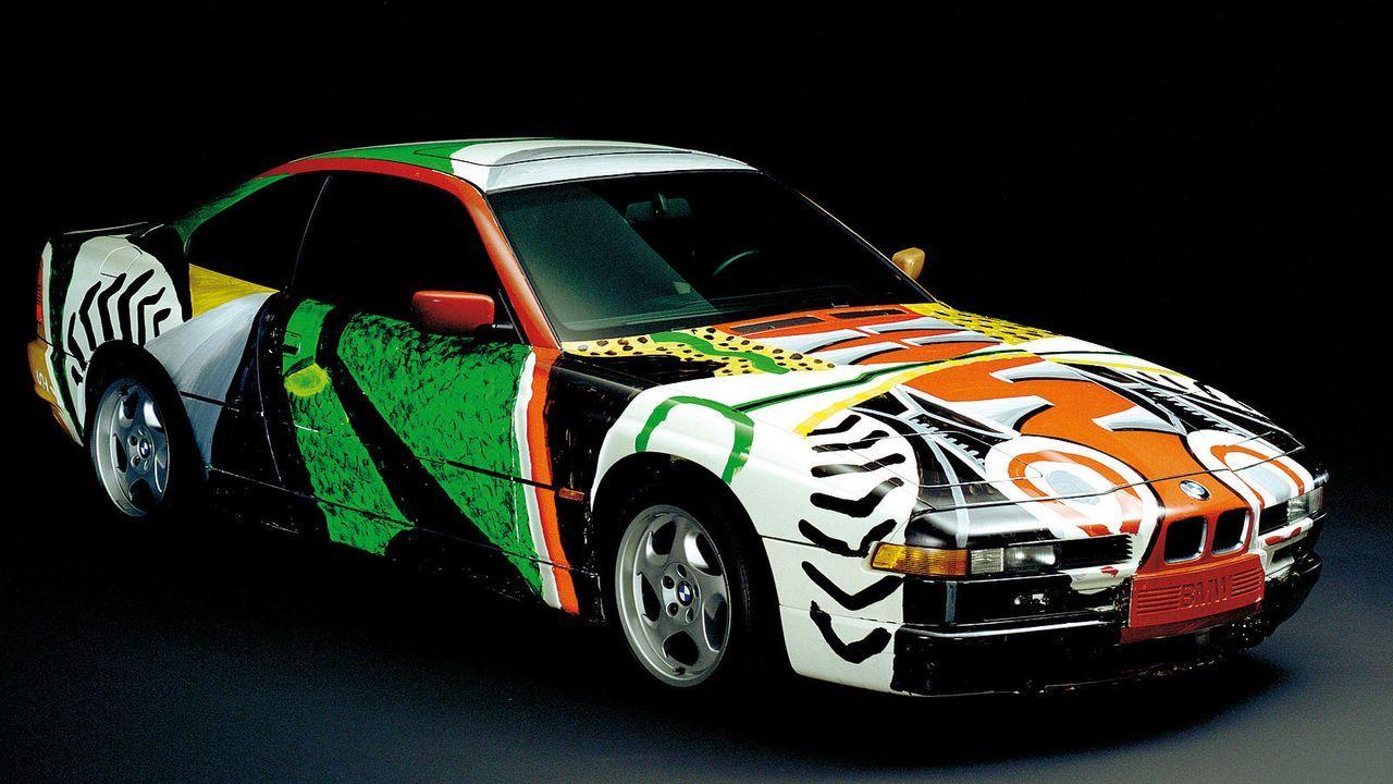 BMW 8er - Bildquelle: BMW