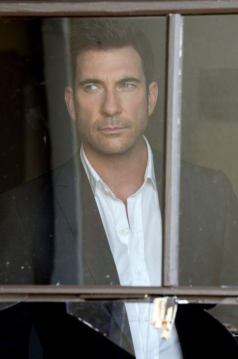 Auf der Suche nach einem Serien-Stalker: Jack (Dylan McDermott) ... - Bildquelle: Warner Bros. Entertainment, Inc.
