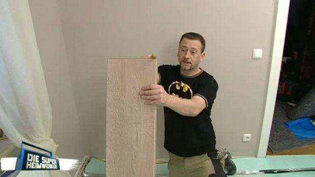 Die Super-heimwerker - Die Super-heimwerker - Wasserschaden In Der Küche