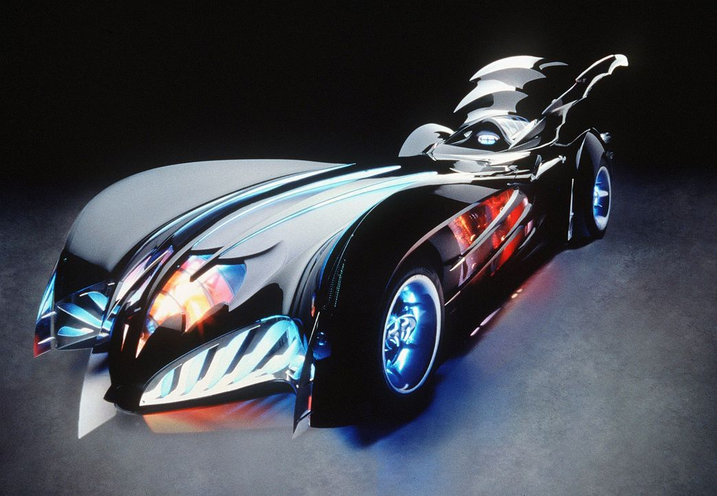 Batmobil-Batman-Robin-dpa - Bildquelle: dpa