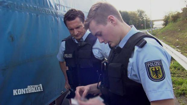Achtung Kontrolle - Achtung Kontrolle! - Thema U. A.: Erster Einsatz Bei Der Bundespolizei Bad Bentheim