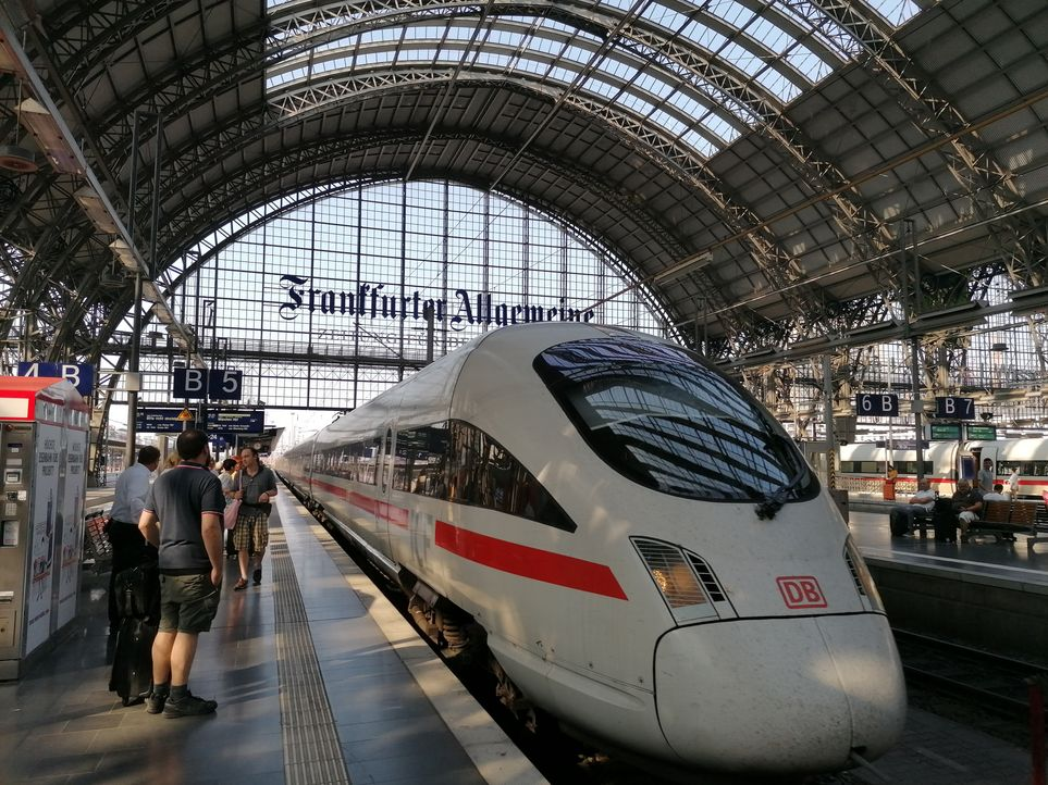 Unser Bahnhof - Bildquelle: Kabel Eins