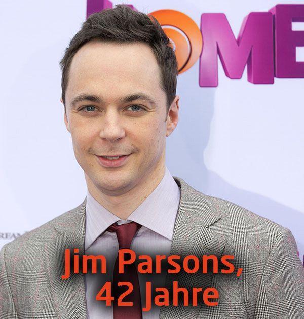 Jim-ParsonAge