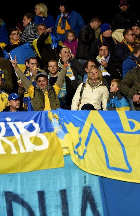 Ukraine_Fans-02-160429-AFP - Bildquelle: AFP