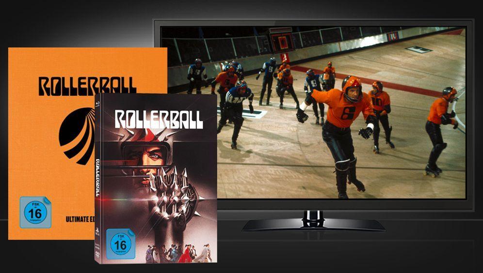 Rollerball (UHD + Blu-ray Disc) - Bildquelle: Capelight