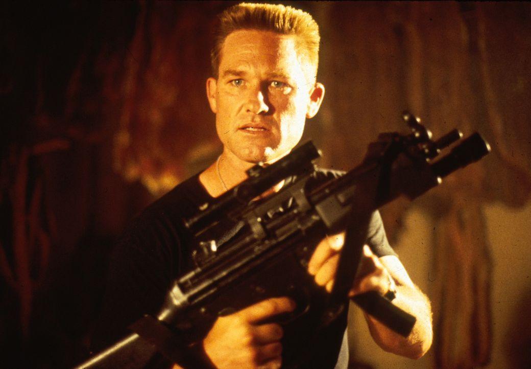 Gemeinsam mit Colonel Jack O'Neil (Kurt Russell) und einigen Soldaten wagt sich Dr. Daniel Jackson das wieder aktivierte Tor. Auf der anderen Seite...
