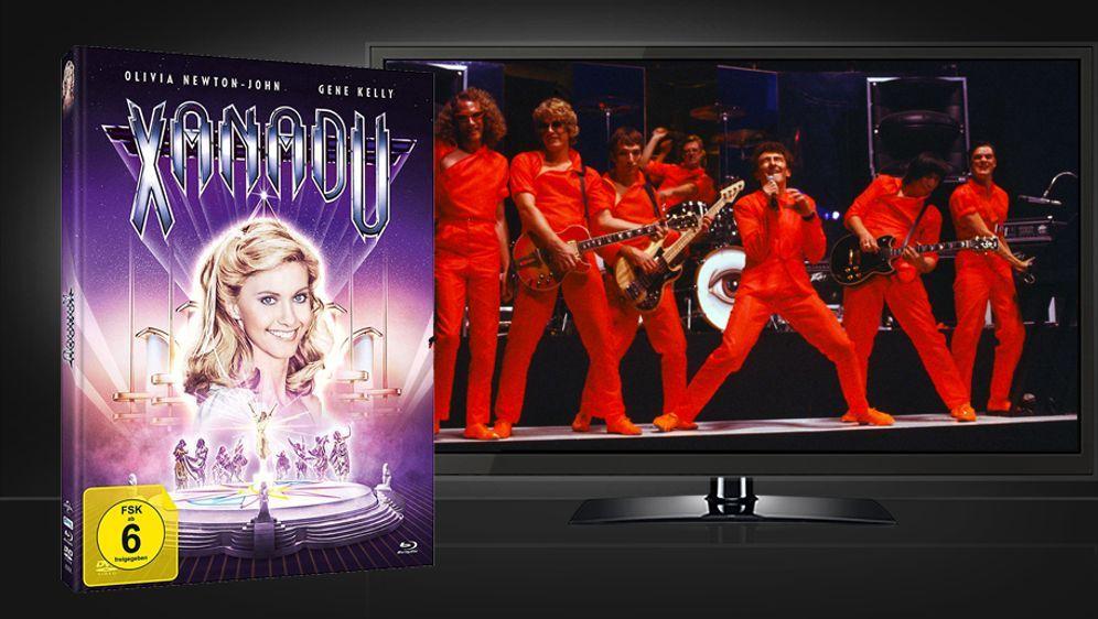 Xanadu (Mediabook Blu-ray + DVD) - Bildquelle: justbridge entertainment GmbH