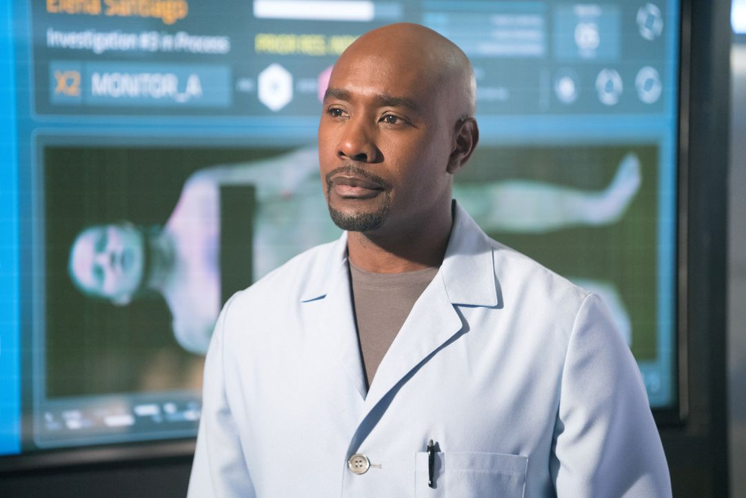 Als Rosewood (Morris Chestnut) erkennt, dass Misty nicht in dem Bunker ermordet wurde, weiß er, wer ihr Mörder ist ... - Bildquelle: 2016-2017 Fox and its related entities.  All rights reserved.