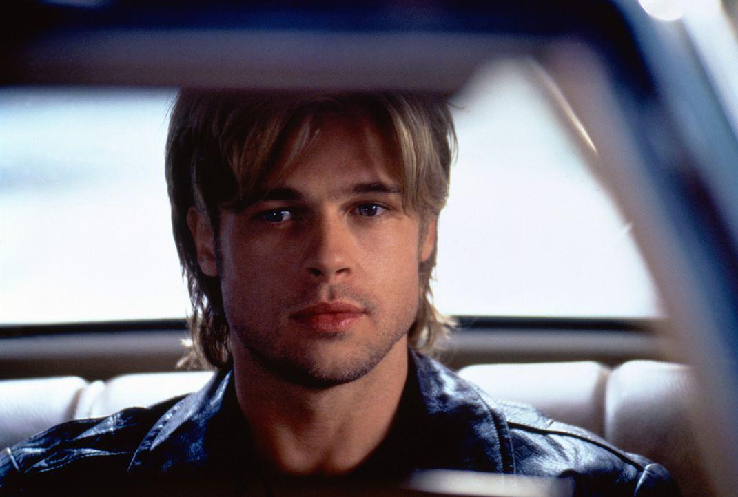 Wie lange kann Francis (Brad Pitt) seine wahre Identität noch geheim halten? - Bildquelle: Columbia TriStar