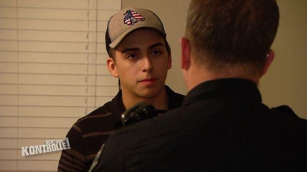 Achtung Kontrolle - Achtung Kontrolle! - Thema U.a.: Häusliche Gewalt - Deutscher Cop In Usa