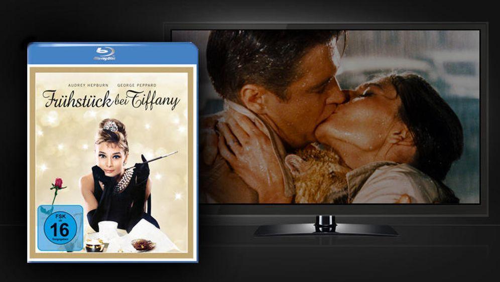 Frühstück bei Tiffany (Blu-ray Disc) - Bildquelle: Paramount Pictures