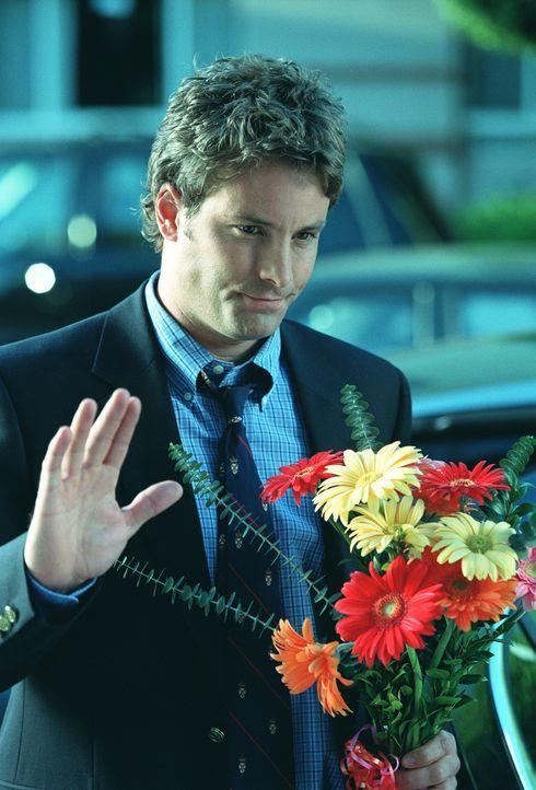 Ned (Nick Stabile) verliebt sich unsterblich ... - Bildquelle: Buena Vista Television