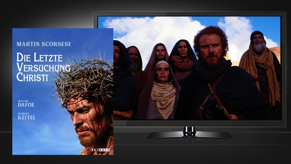 Die letzte Versuchung Christi (Blu-ray Disc) - Bildquelle: Arthaus