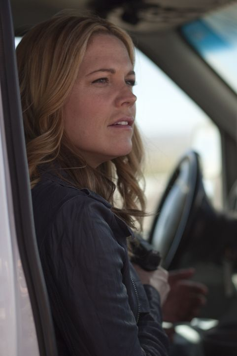 Mary Shannon (Mary McCormack) - Bildquelle: Cathy Kanavy 2012 Universal Network Television, LLC. All Rights Reserved. / Cathy Kanavy
