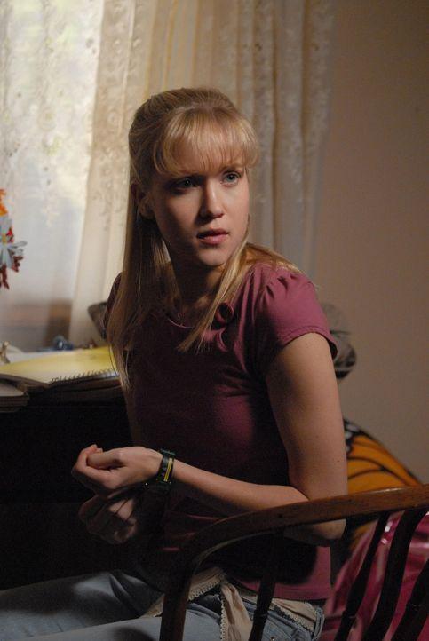 Allison (Jessy Schram) bewegt sich in ihren Träumen in der Vergangenheit und erinnert sich an ihre High School Zeit ... - Bildquelle: Paramount Network Television