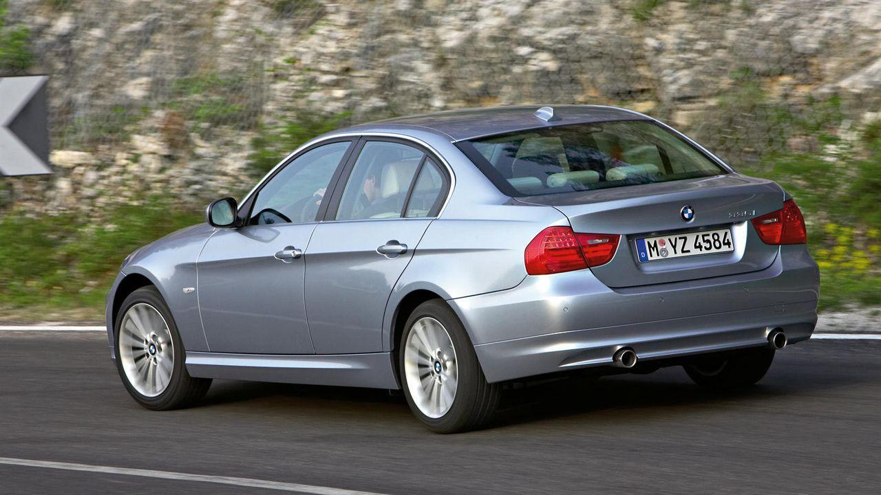 Die 5. Generation - Bildquelle: BMW