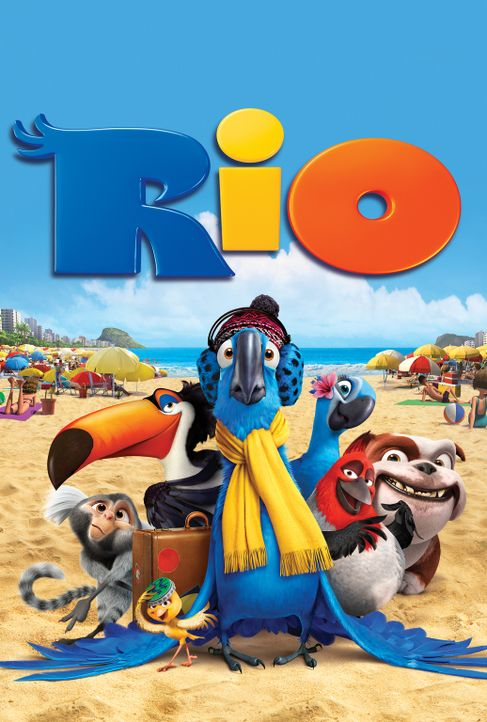 Rio - Artwork - Bildquelle: 2011 Twentieth Century Fox Film Corporation. All rights reserved.