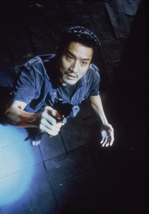 In Taipei geschehen drei sehr mysteriöse Morde. Für den taiwanesischen Cop Huo-Tu (Tony Leung Ka Fai) beginnt ein gnadenloser Wettlauf mit der Zei... - Bildquelle: 2004 Sony Pictures Television International. All Rights Reserved.