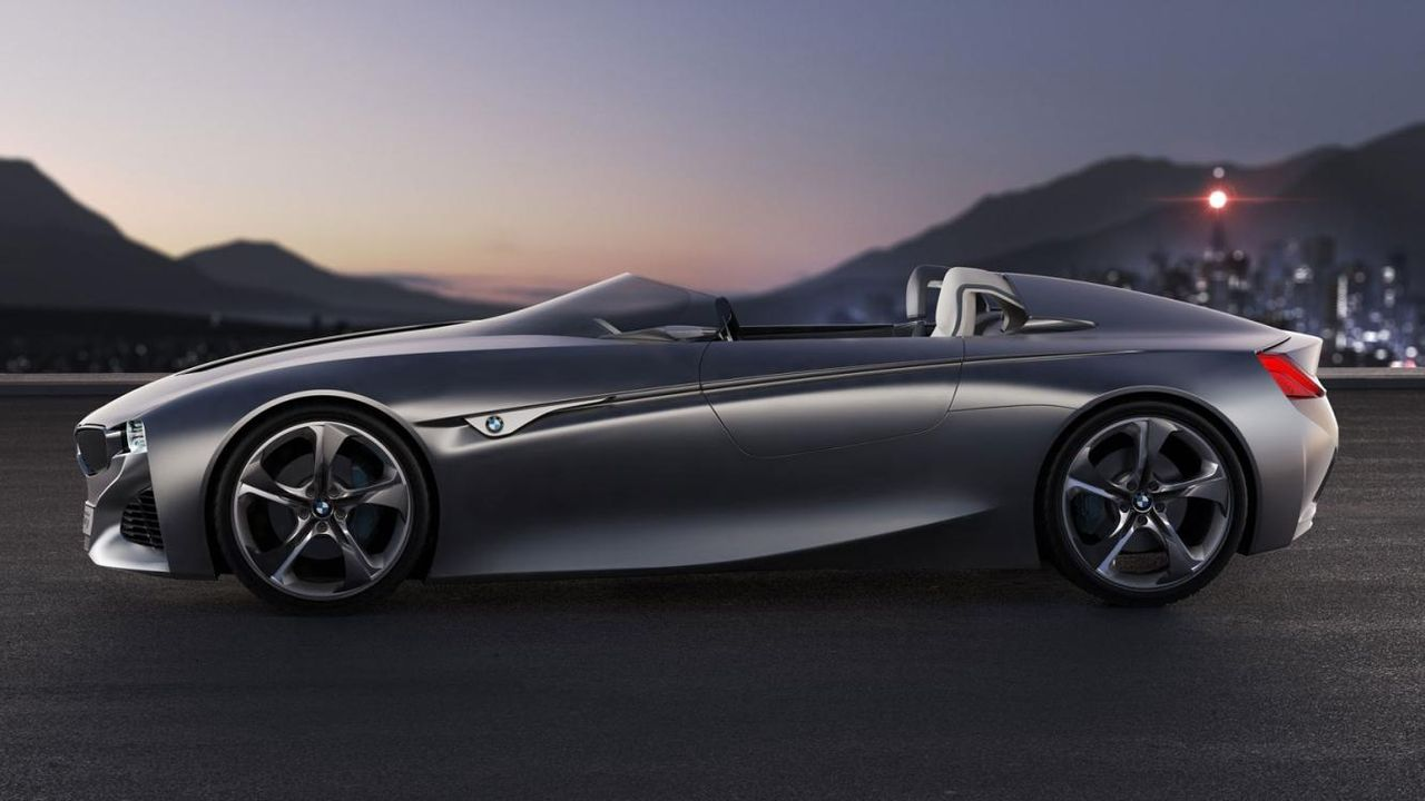 BMW Concept Car - Bildquelle: BMW