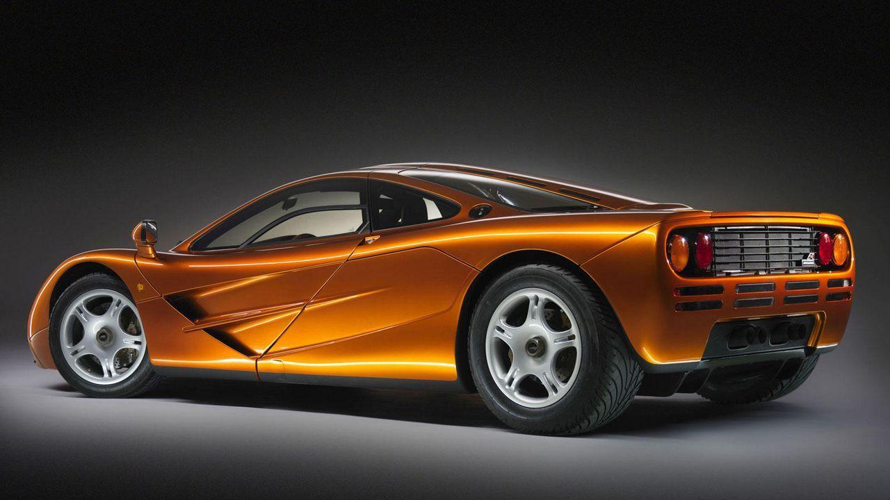 Das teuerste Serienauto der Welt - Bildquelle: McLaren