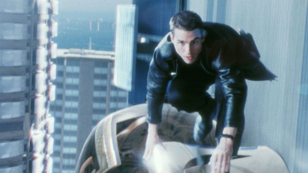 Minority Report - Bildquelle: 2002 Dreamworks LLC & 20th Century Fox Film Corp. All Rights Reserved