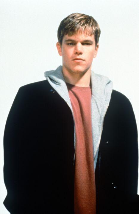 Versucht, durch ein Hintertürchen wieder in den Himmel zu gelangen: der sündige Engel Loki (Matt Damon) ... - Bildquelle: Kinowelt